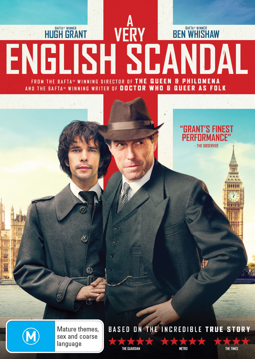 A Very English Scandal [DVD]