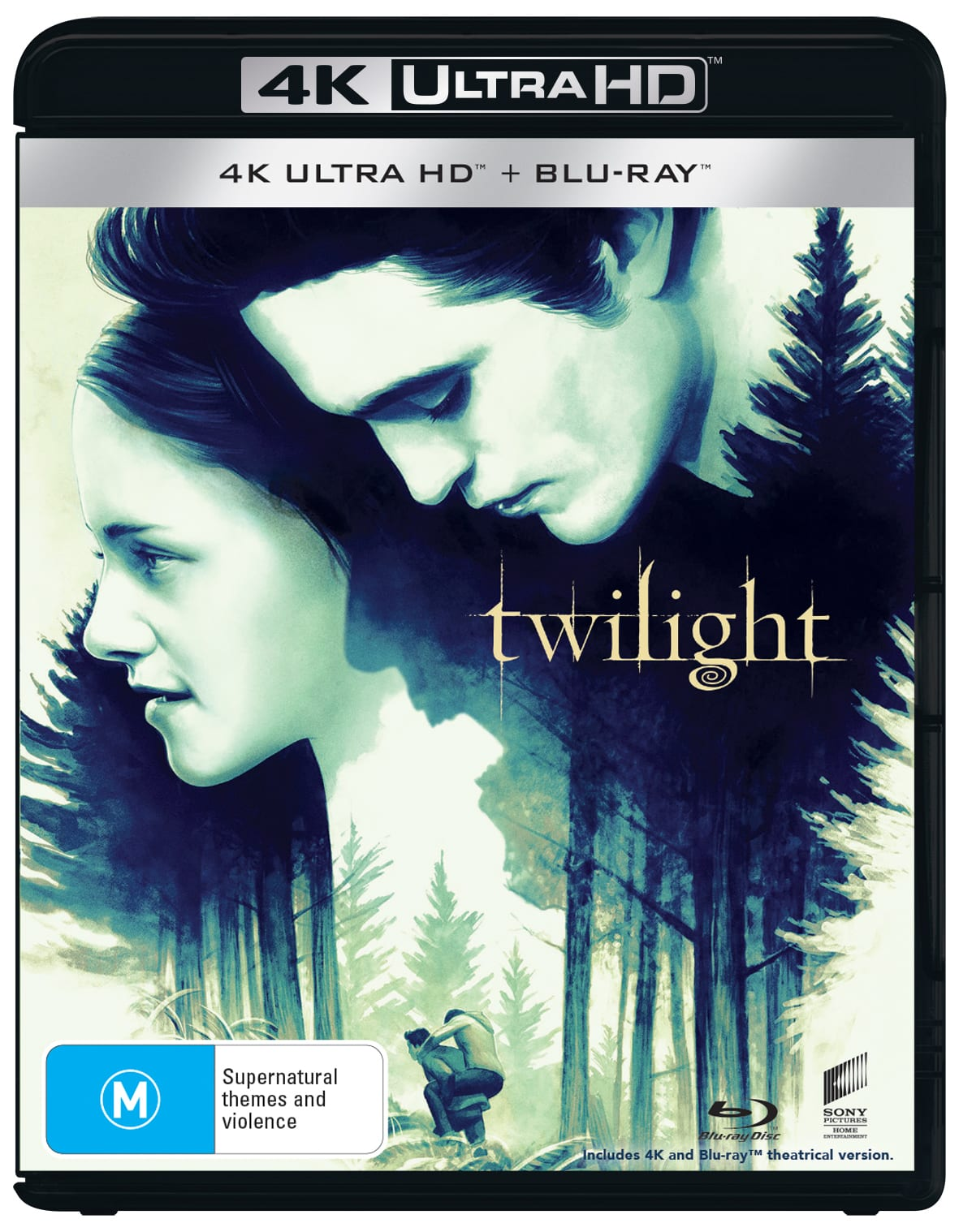 The Twilight Saga: Twilight (4K Ultra HD + Blu-ray) [UHD]
