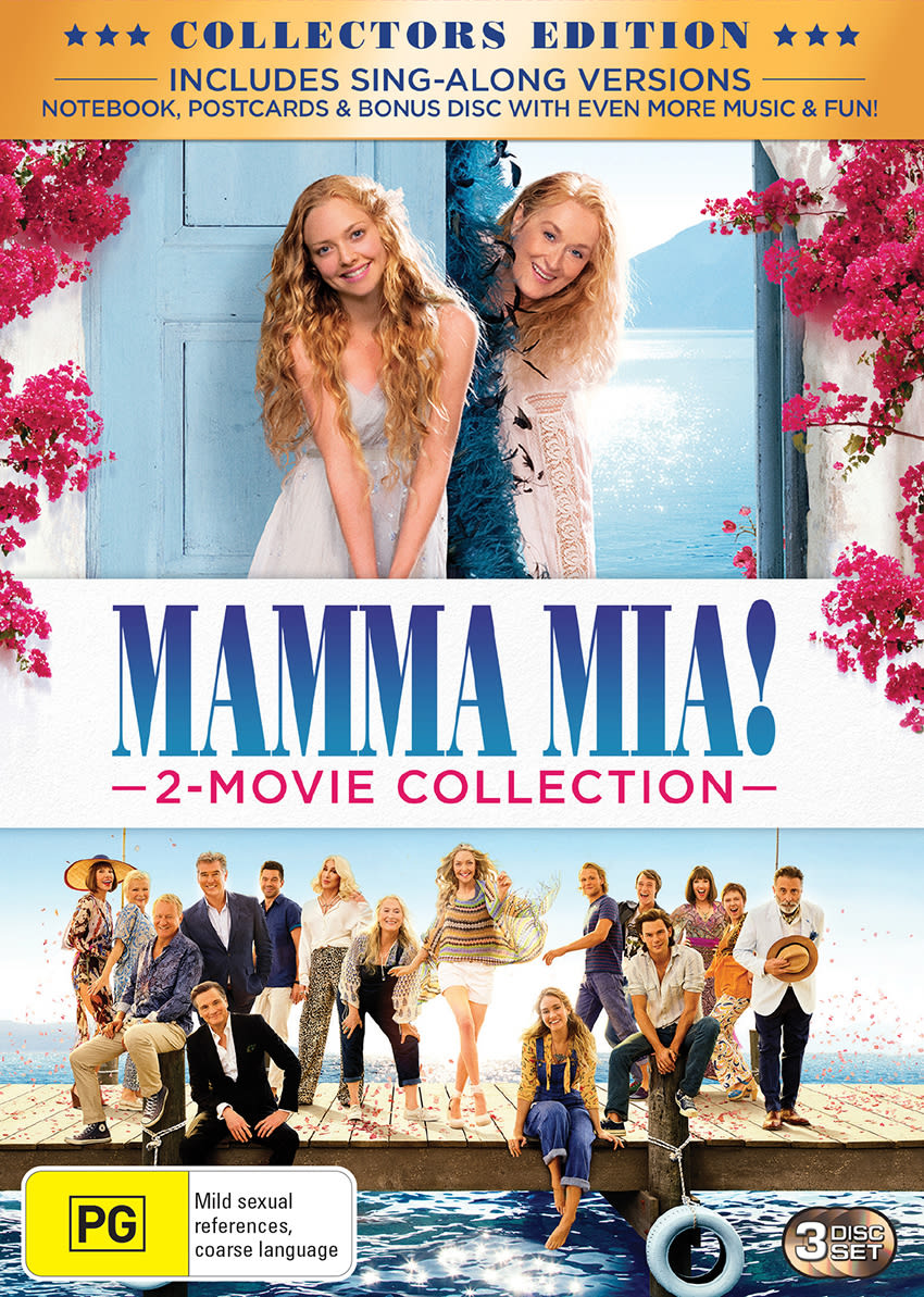 Mamma Mia!: 2 - Movie Collection [DVD]