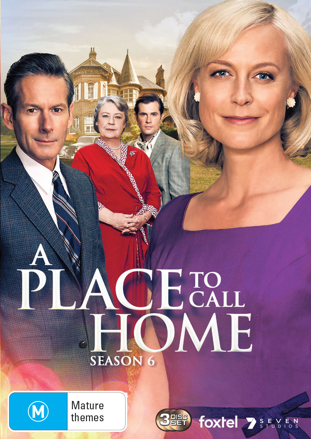 A Place to Call Home: Series Six (Box Set) [DVD]