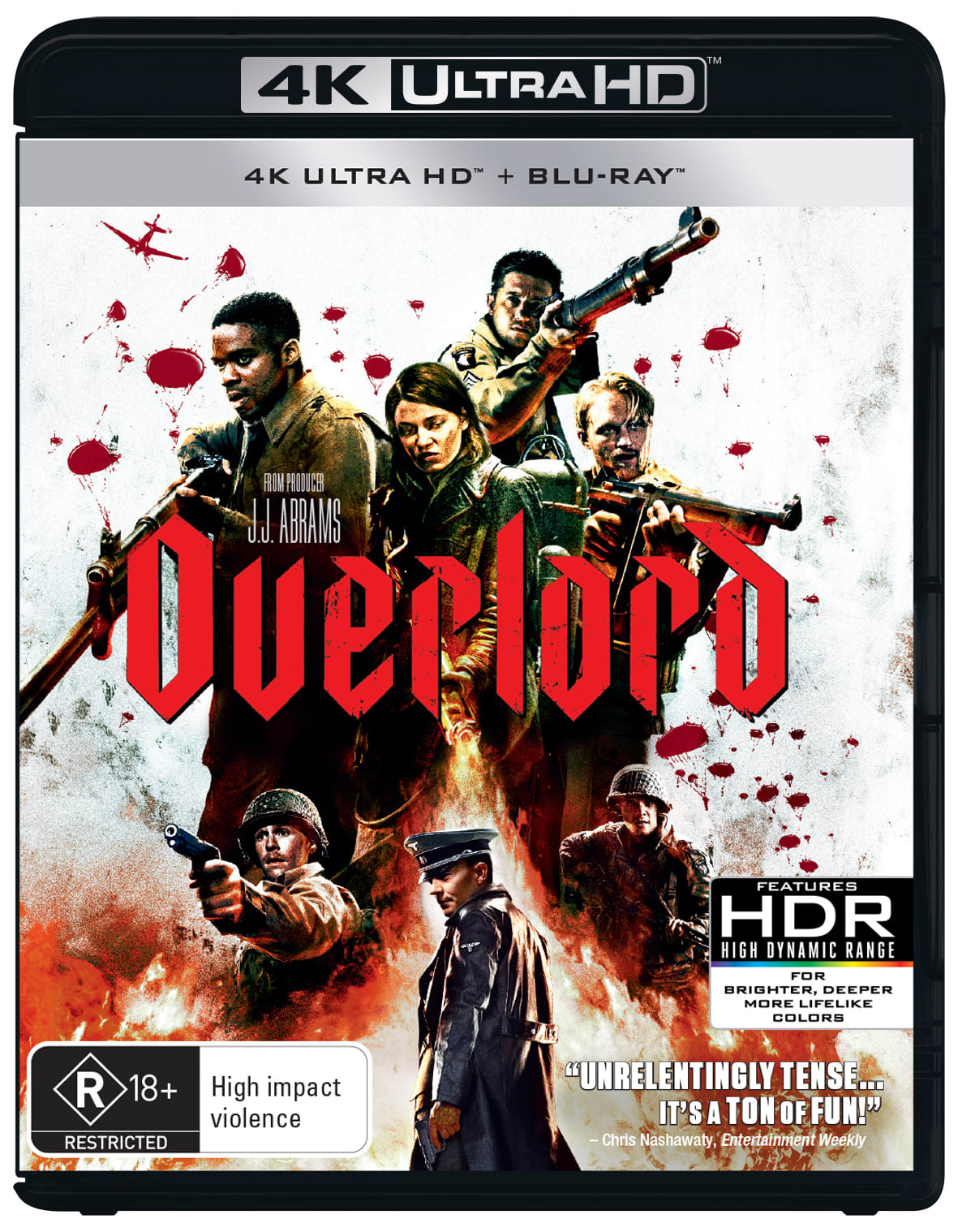 Overlord (4K Ultra HD + Blu-ray) [UHD]