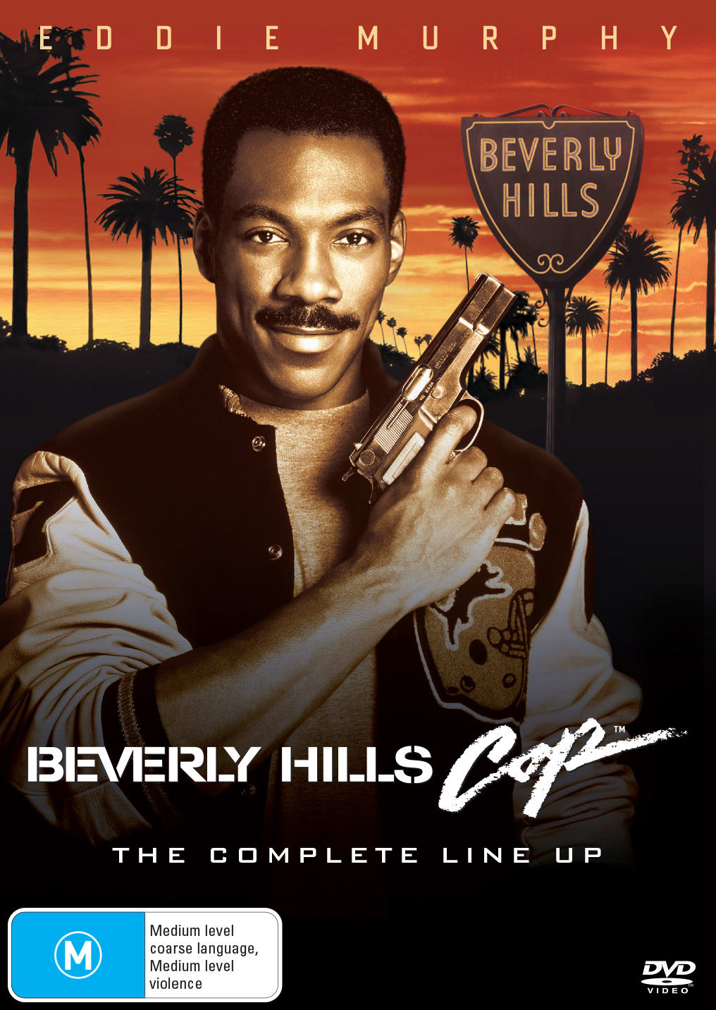 Beverly Hills Cop 1-3 (Box Set) [DVD]