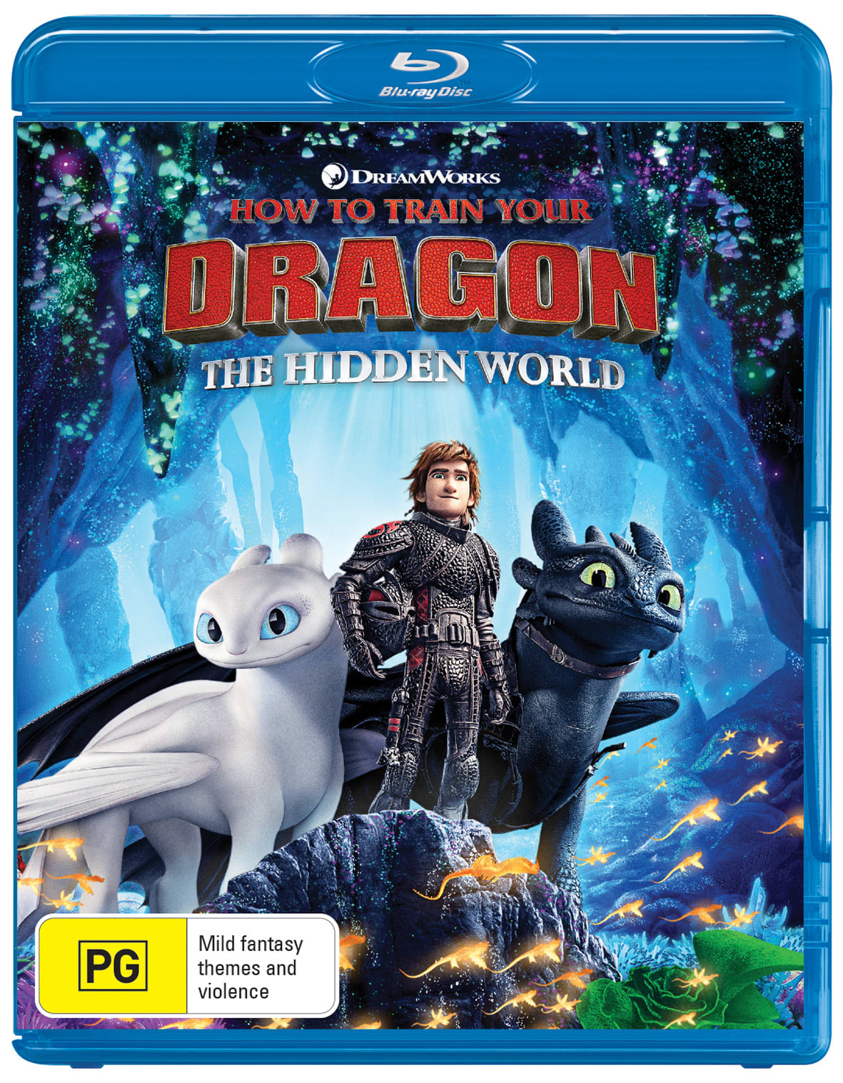 How to Train Your Dragon - The Hidden World [Blu-ray] [Blu-ray]
