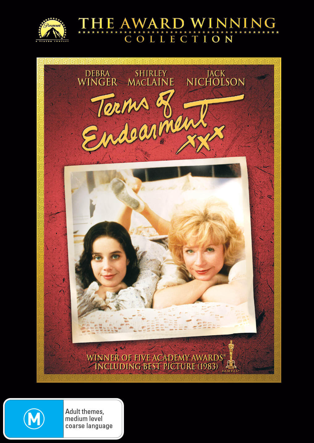 Terms of Endearment [DVD]