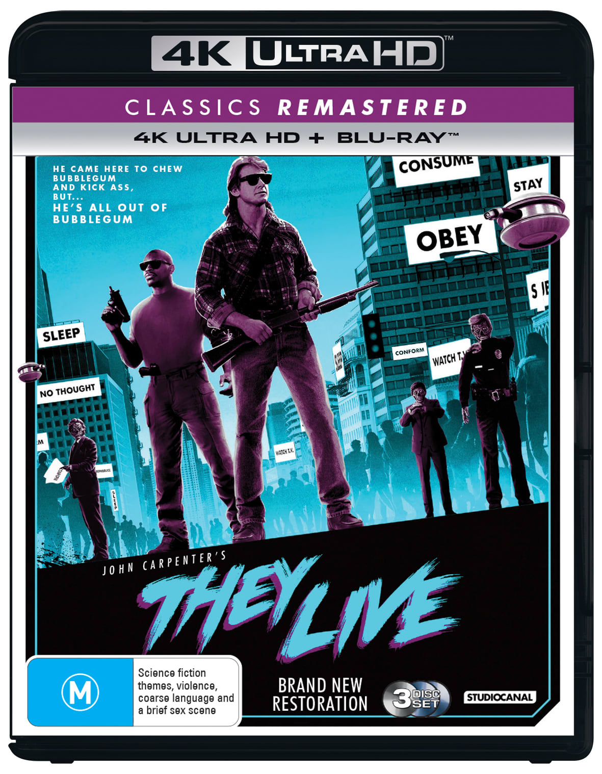 They Live (4K) [UHD]