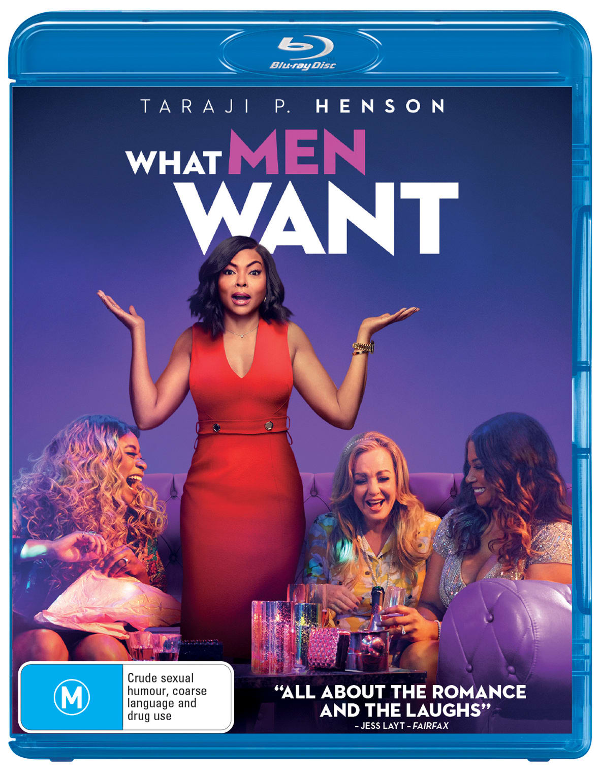 What Men Want [Blu-ray]
