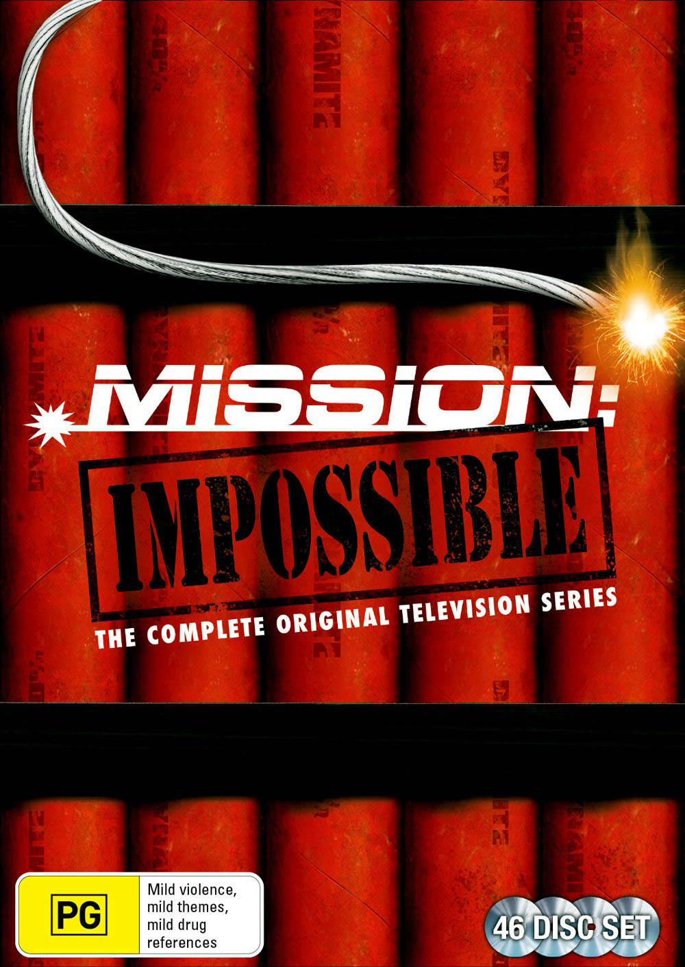 Mission Impossible: The Original Television Series (Box Set) [DVD]