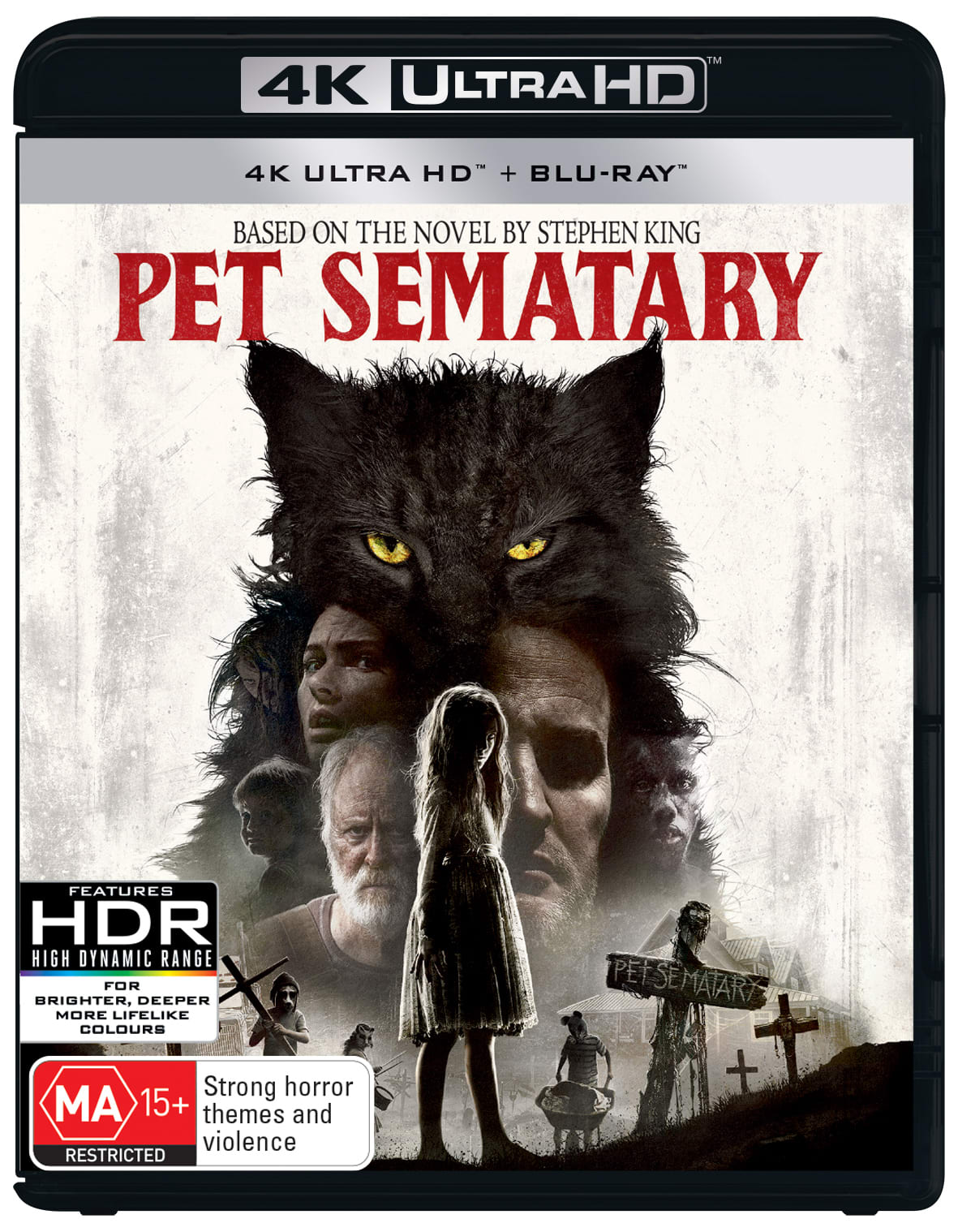 Pet Sematary (4K Ultra HD + Blu-ray) [UHD]