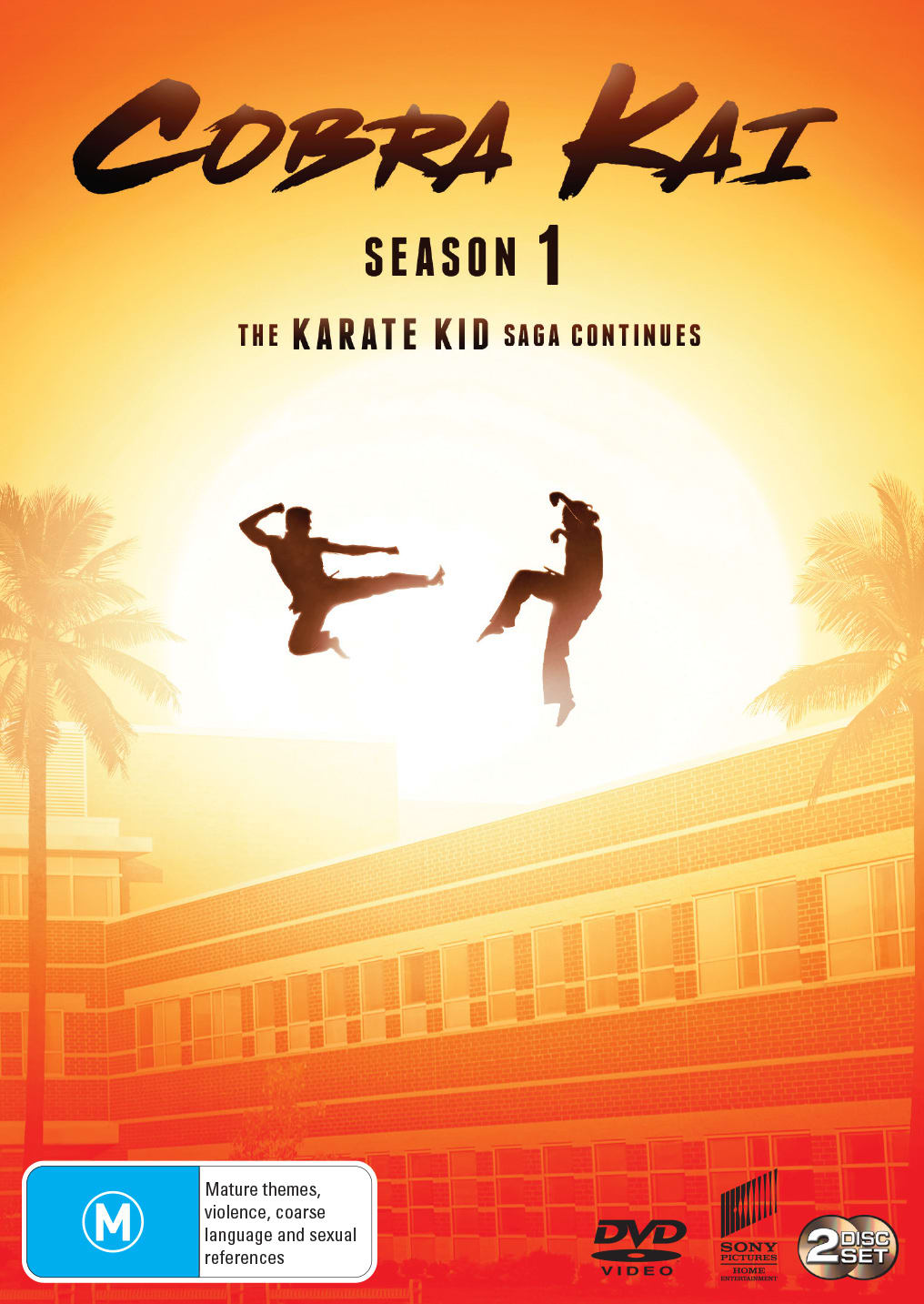 Cobra Kai: Season 1 [DVD]