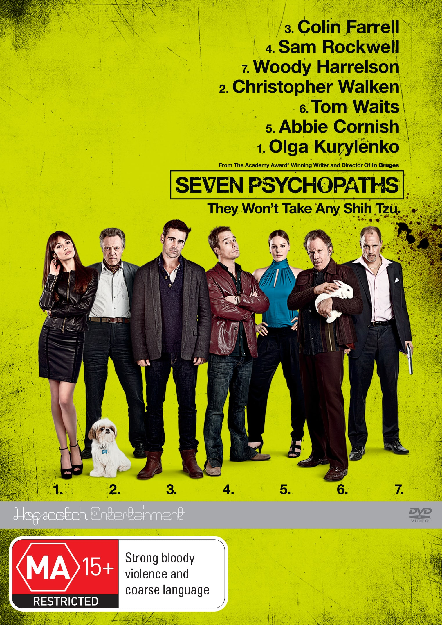 Seven Psychopaths [DVD]