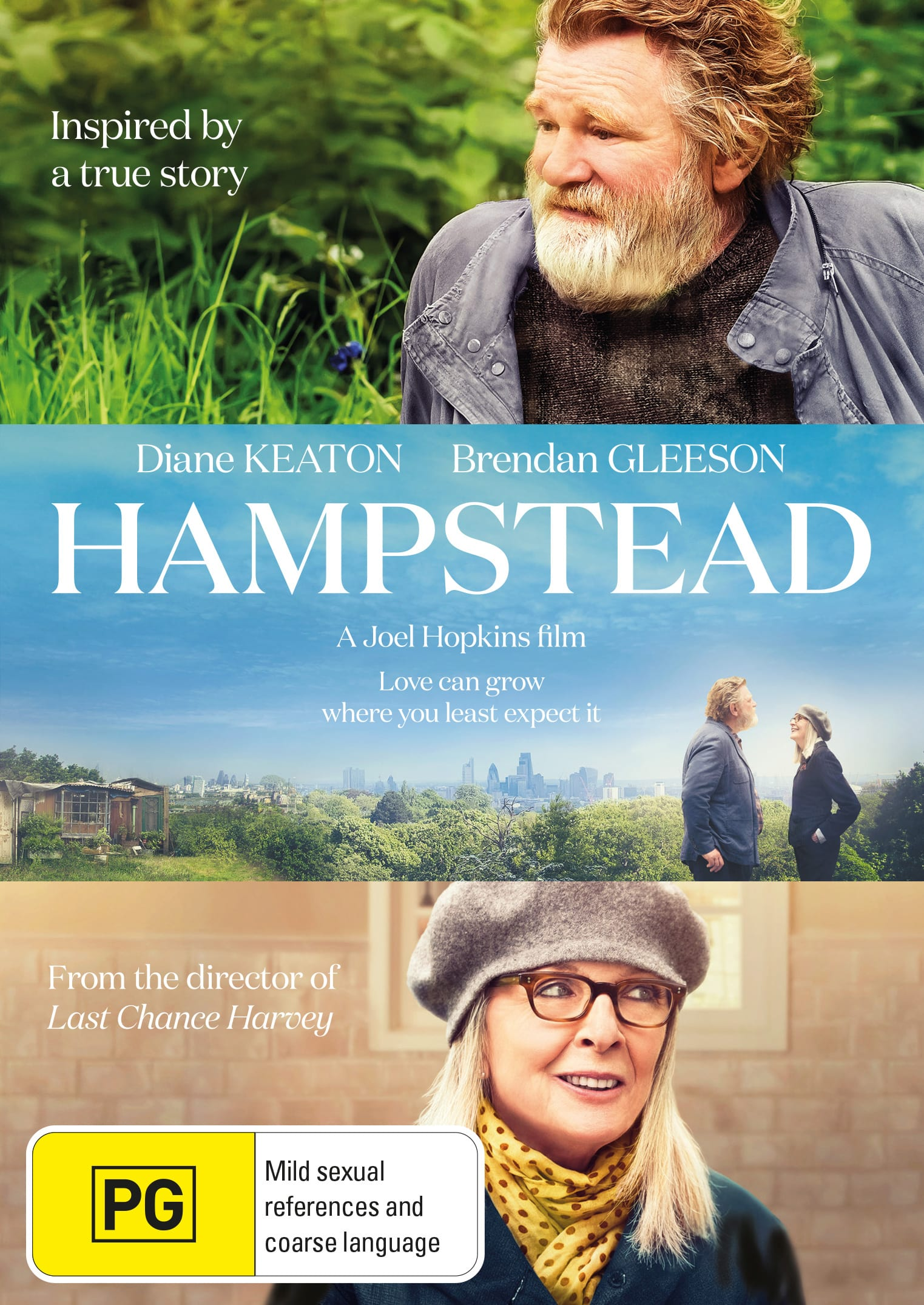 Hampstead [DVD]