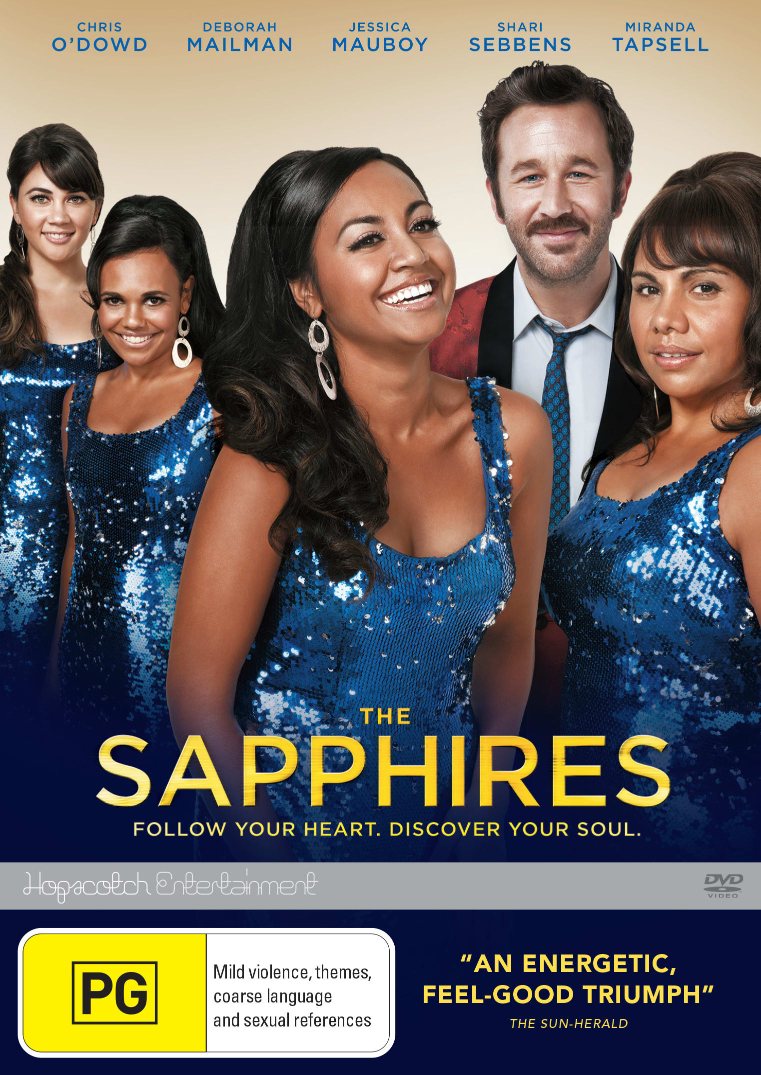 The Sapphires [DVD]