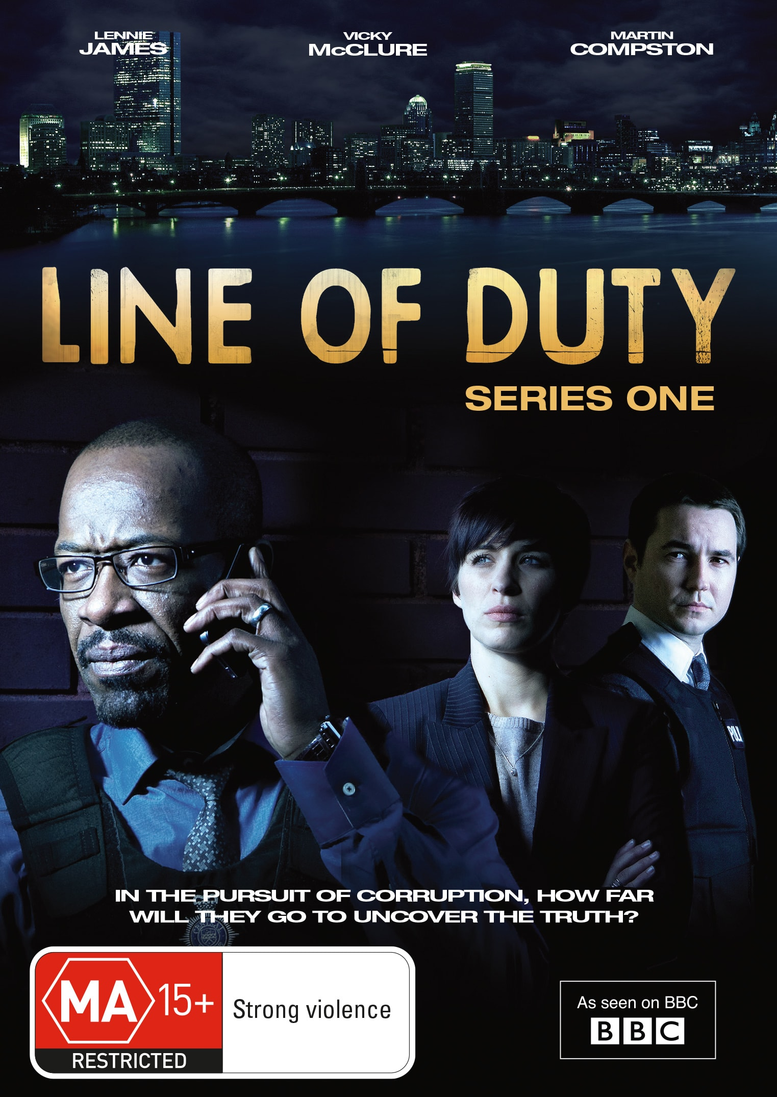 Line of Duty: Series One [DVD]