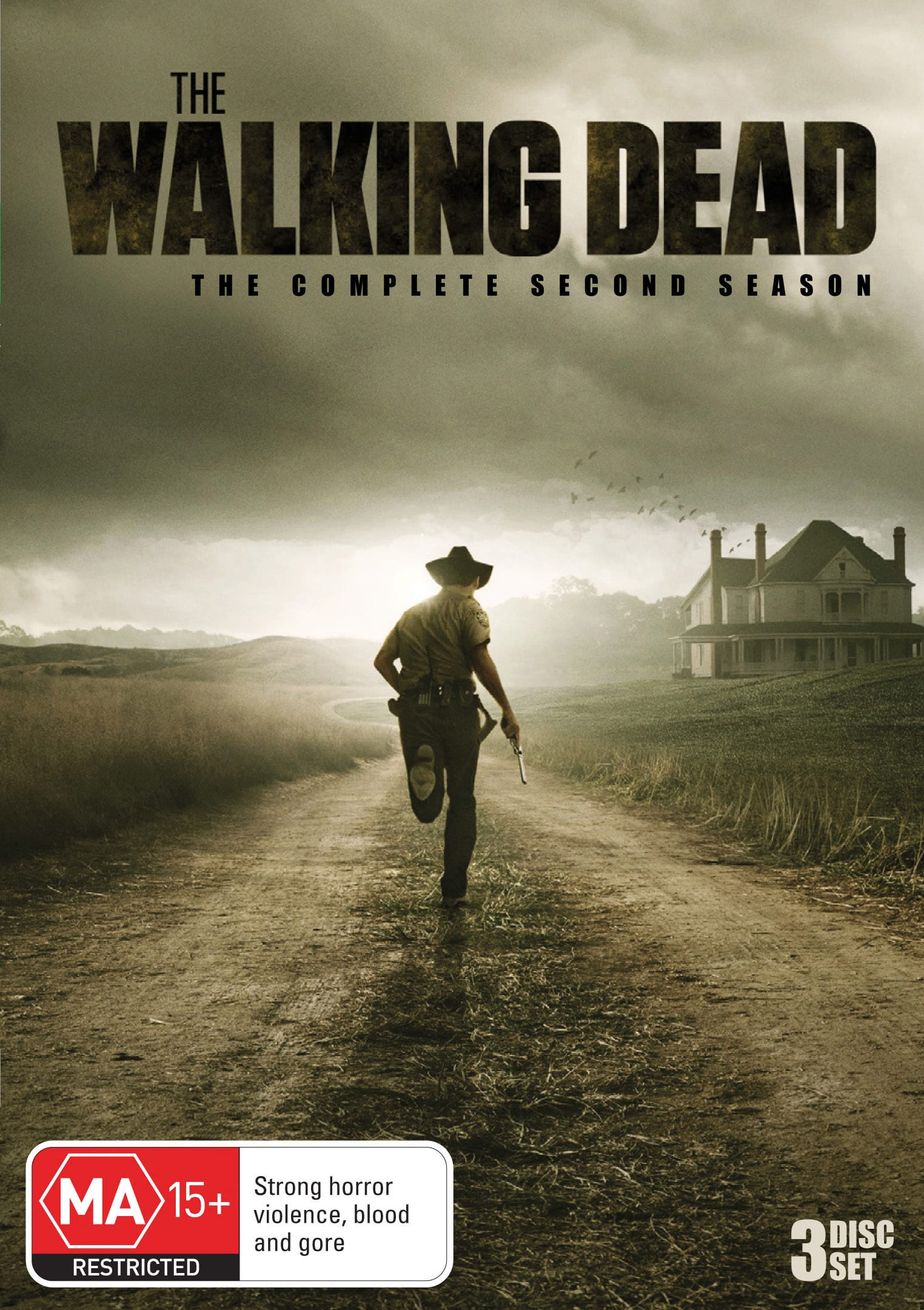The Walking Dead: The Complete Second Season (Box Set) [DVD]