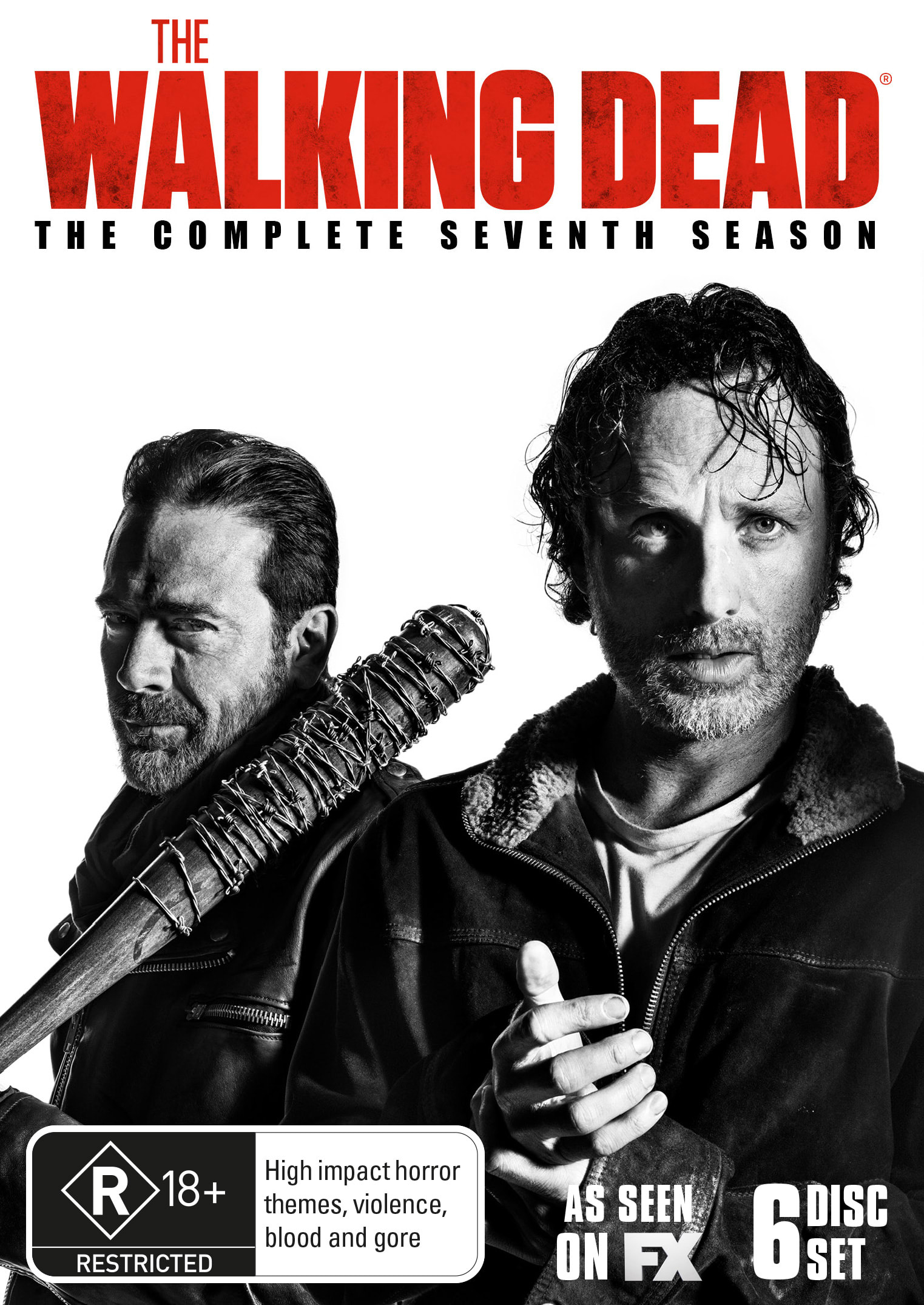 The Walking Dead: The Complete Seventh Season (Box Set) [DVD]