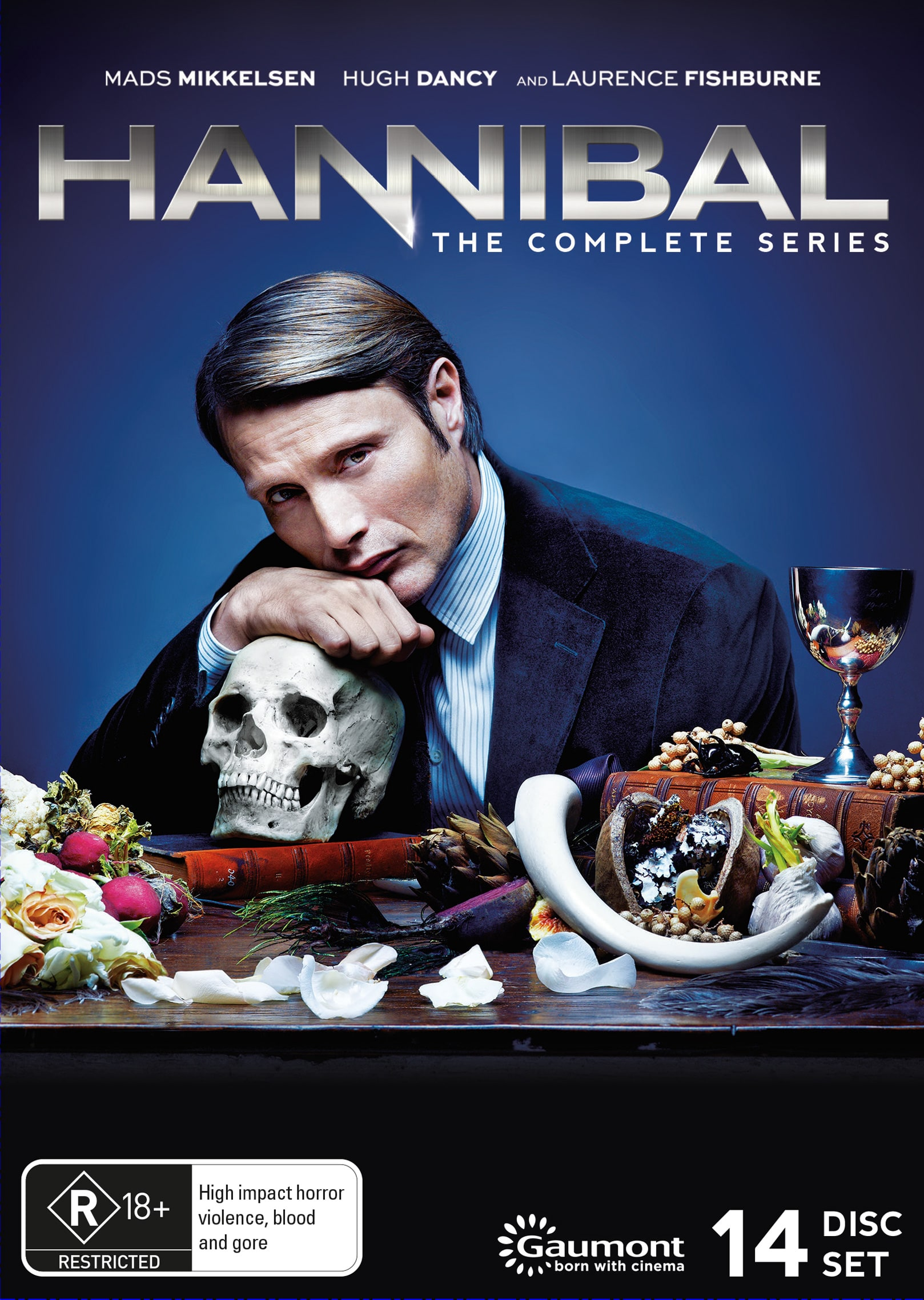 Hannibal: The Complete Series (Box Set) [DVD]