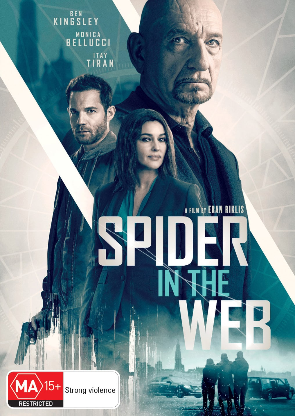 Spider in the Web [DVD]