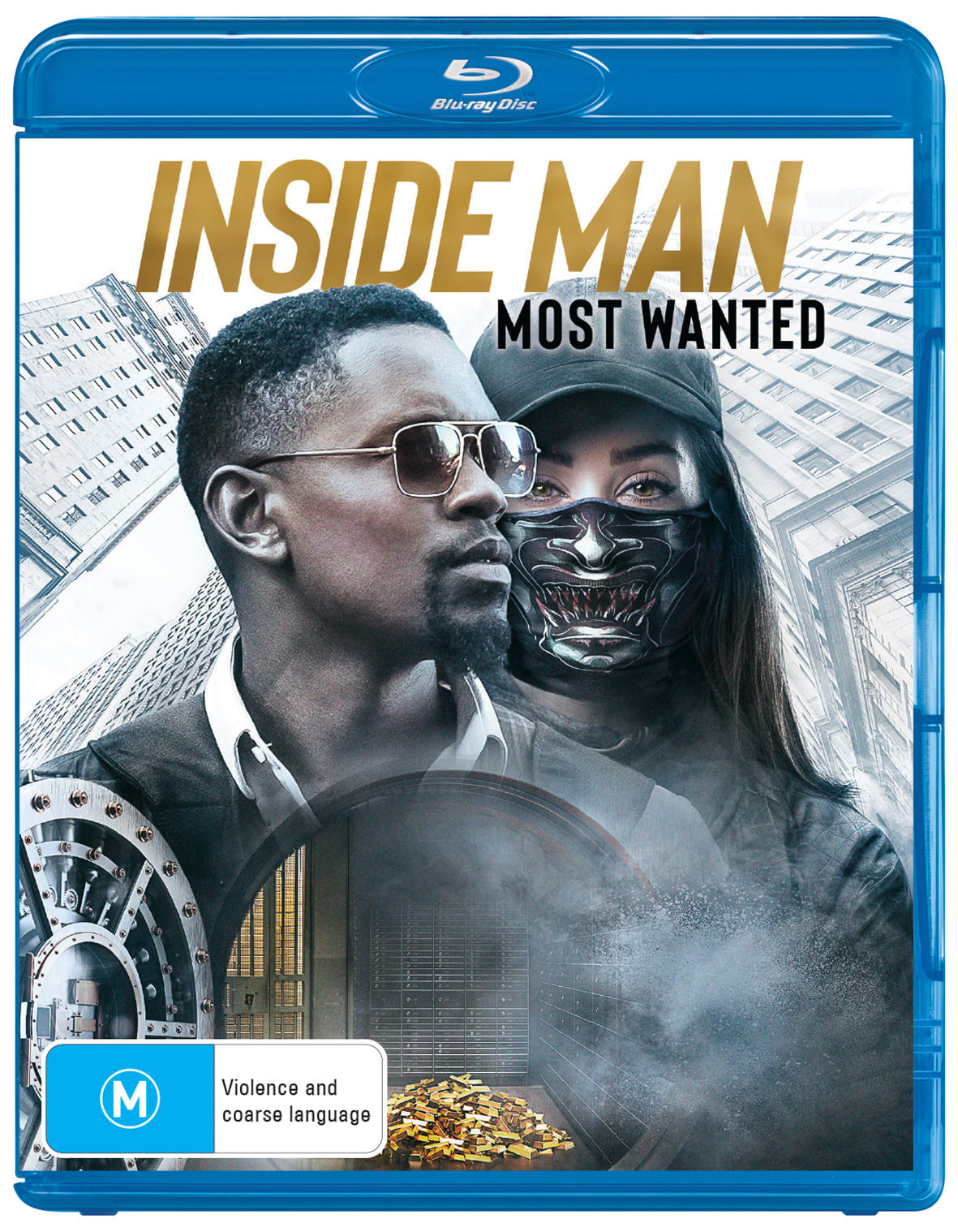 Inside Man - Most Wanted [Blu-ray]