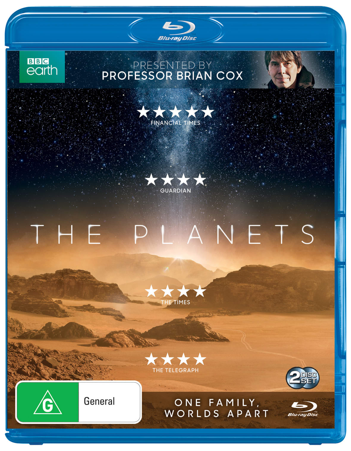 The Planets [Blu-ray]