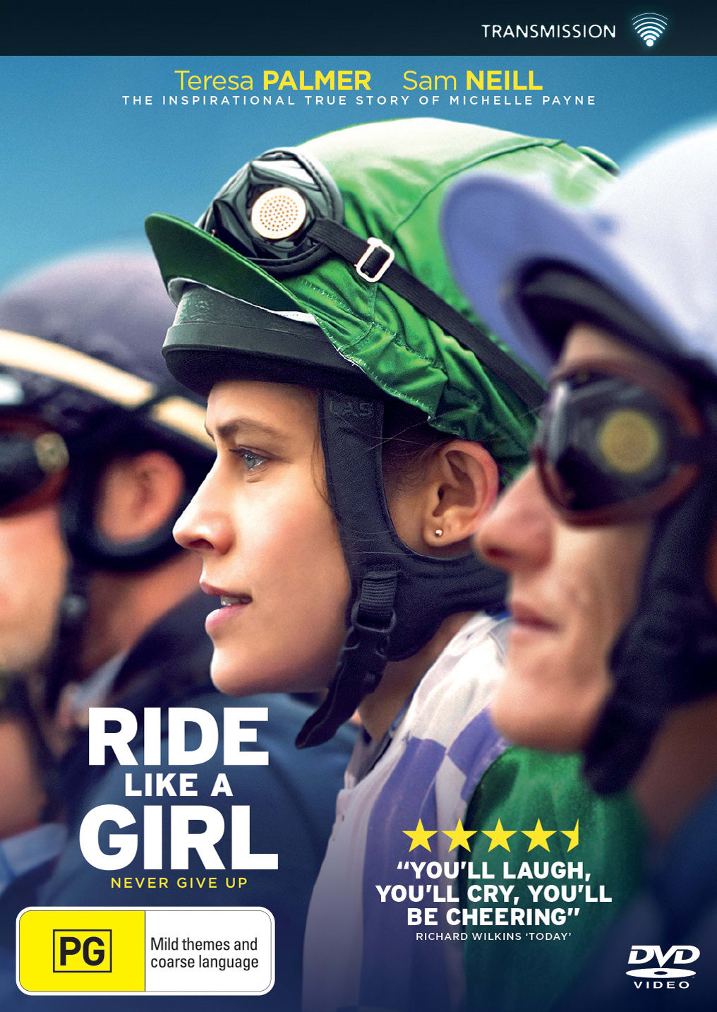 Ride Like a Girl [DVD]