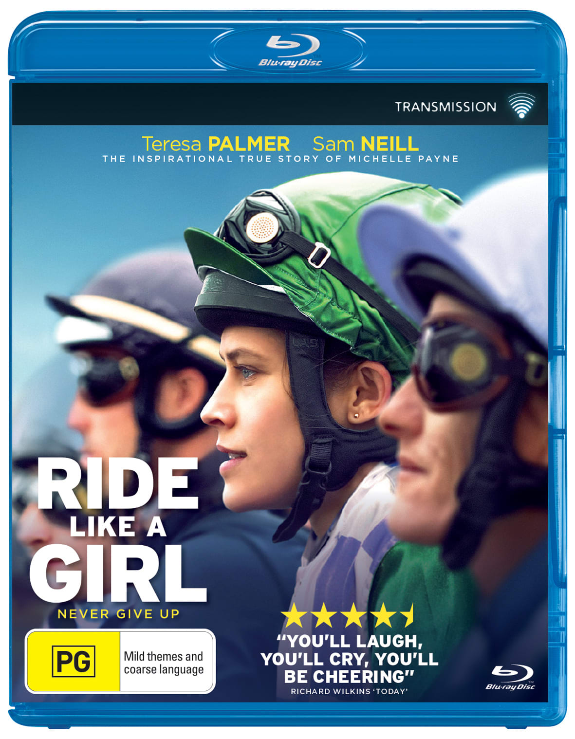 Ride Like a Girl [Blu-ray]