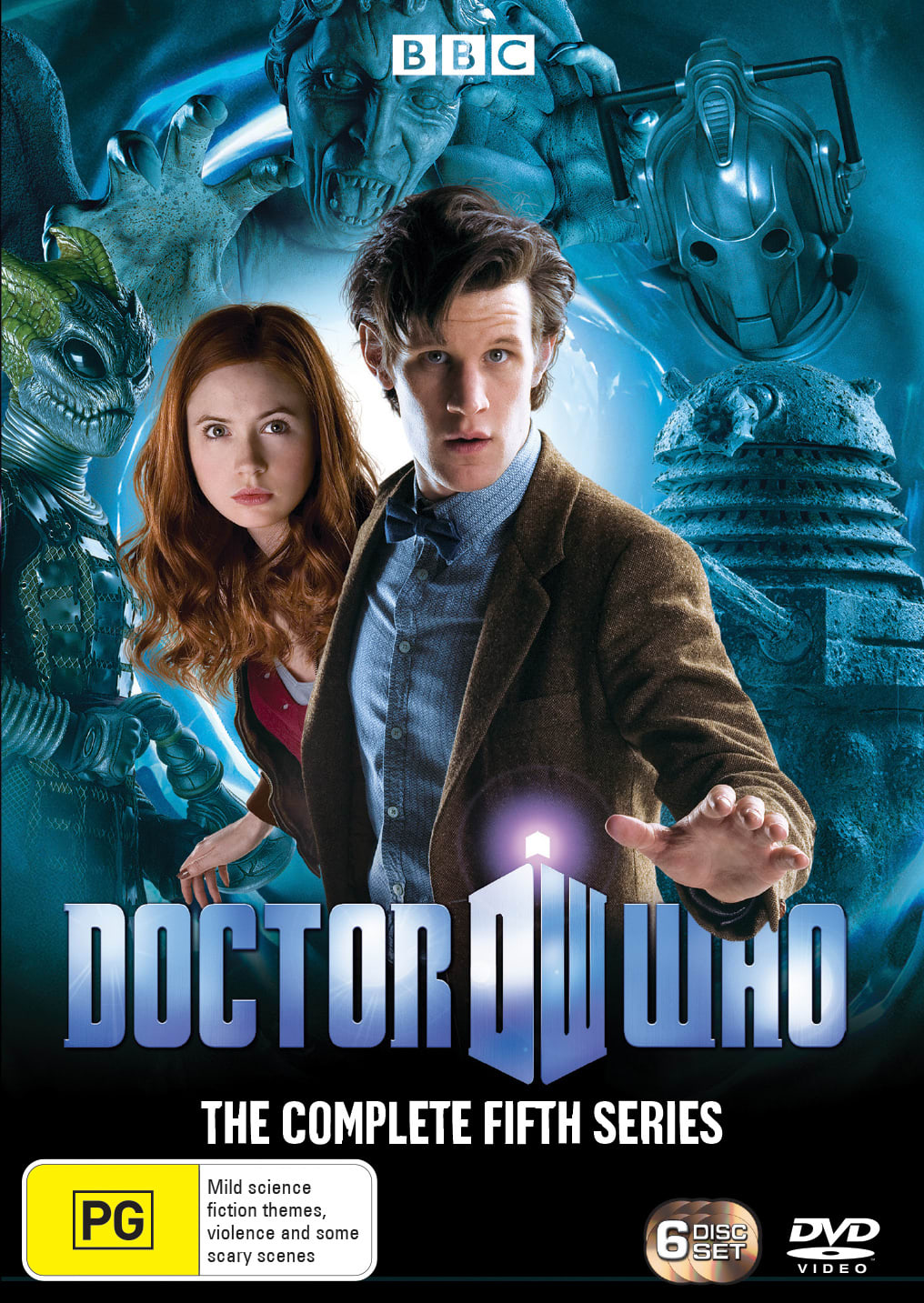 Doctor Who: The Complete Fifth Series (Box Set) [DVD]