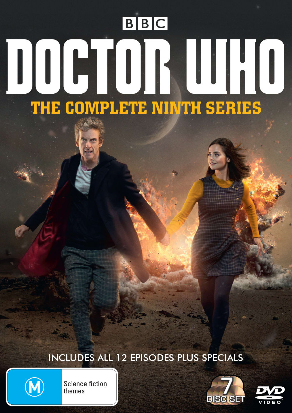 Doctor Who: The Complete Ninth Series (Box Set) [DVD]