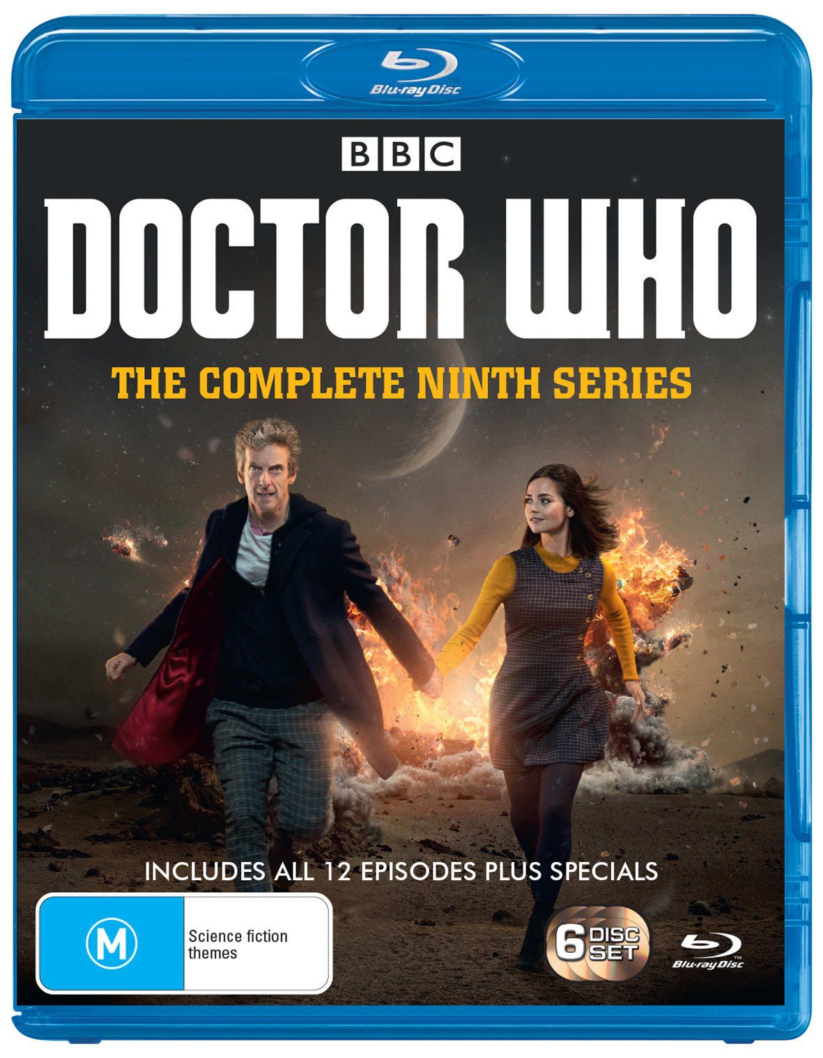 Doctor Who: The Complete Ninth Series (Box Set) [Blu-ray]