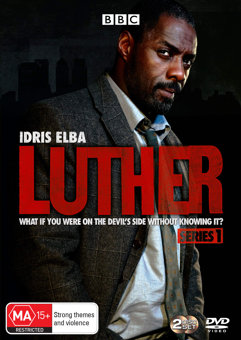 Luther: Series 1 [DVD]