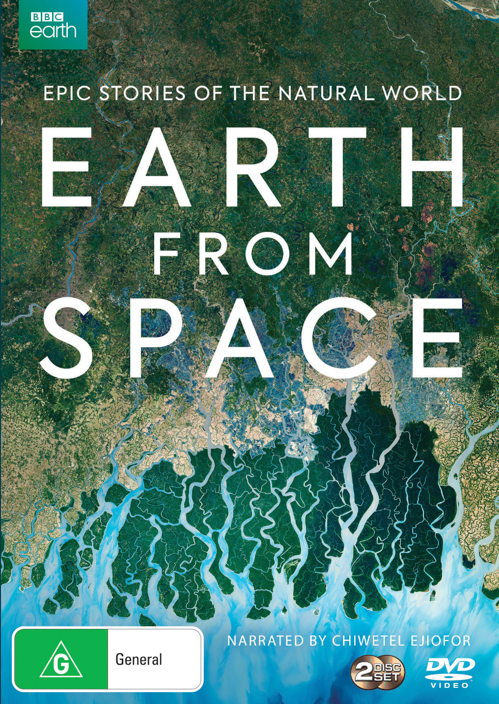 Earth from Space [DVD]