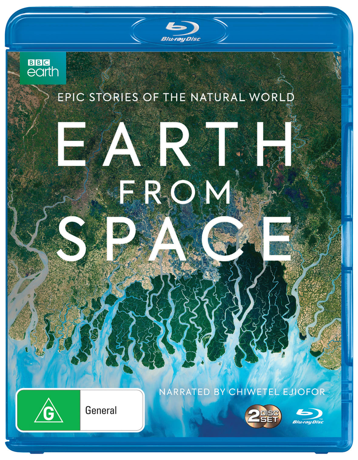 Earth from Space [Blu-ray]