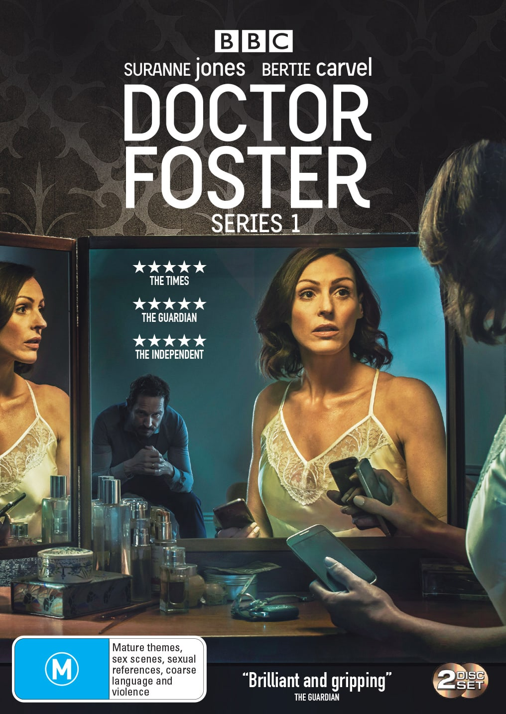 Doctor Foster: Series 1 [DVD]