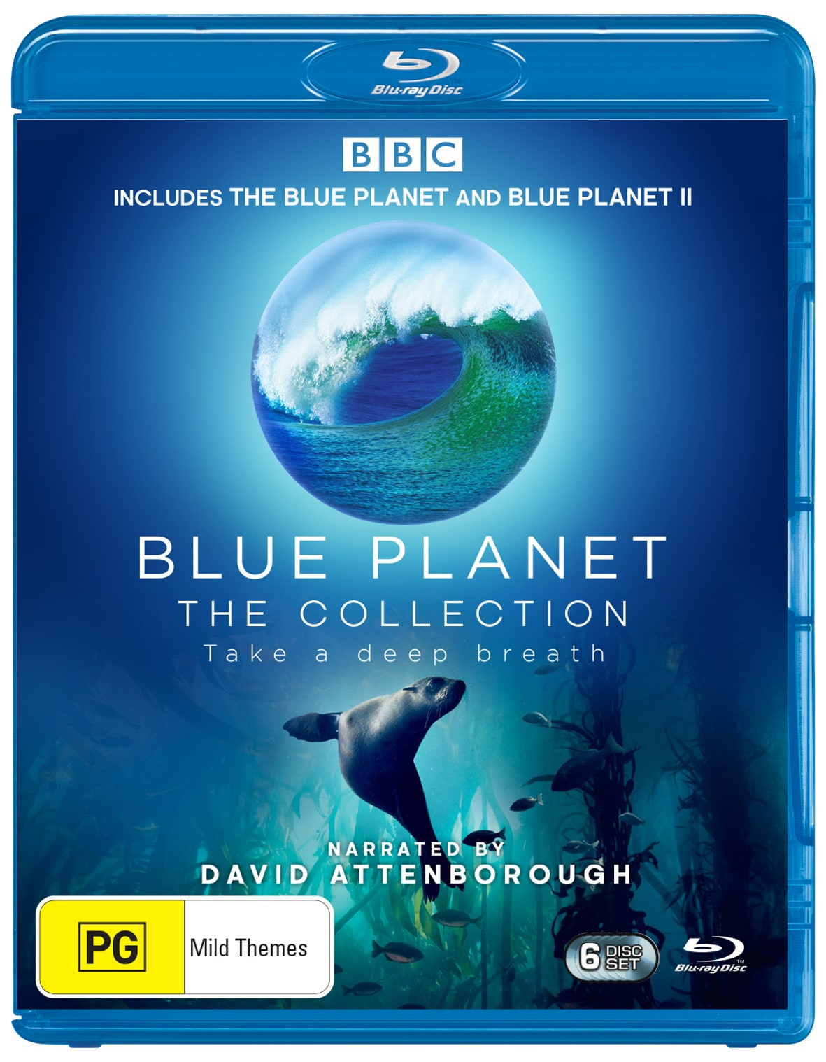 Blue Planet: The Collection (Box Set) [Blu-ray]