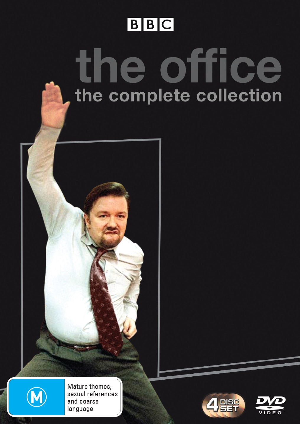 The Office: Complete Series 1 and 2 (Box Set) [DVD]