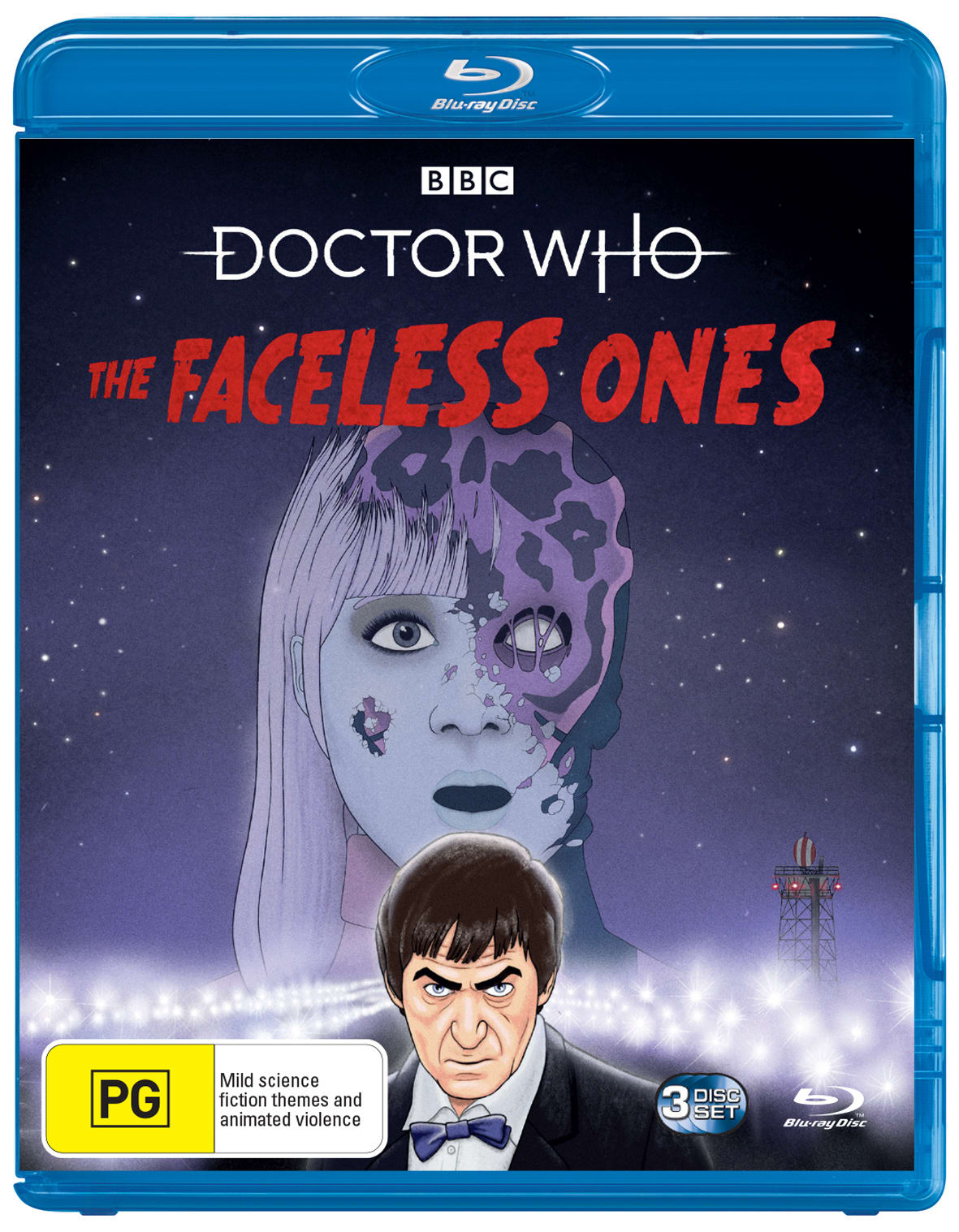 Doctor Who: The Faceless Ones (Box Set) [Blu-ray]