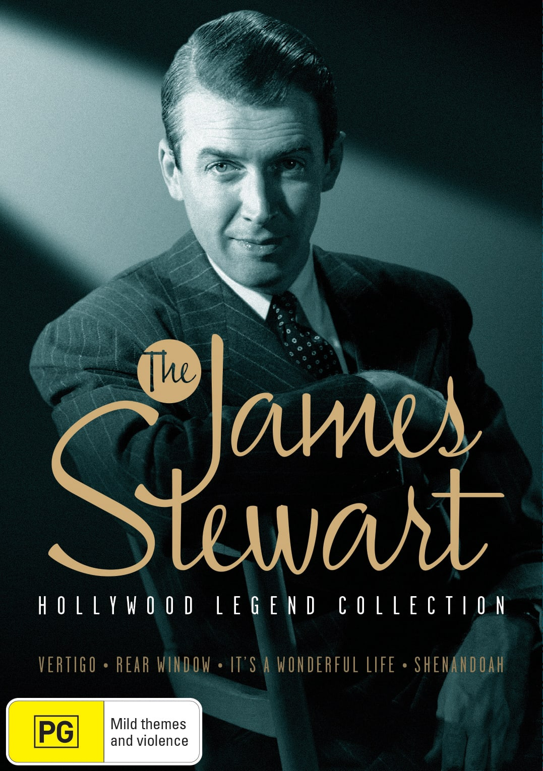 The James Stewart Hollywood Legend Collection (Box Set) [DVD] [DVD]