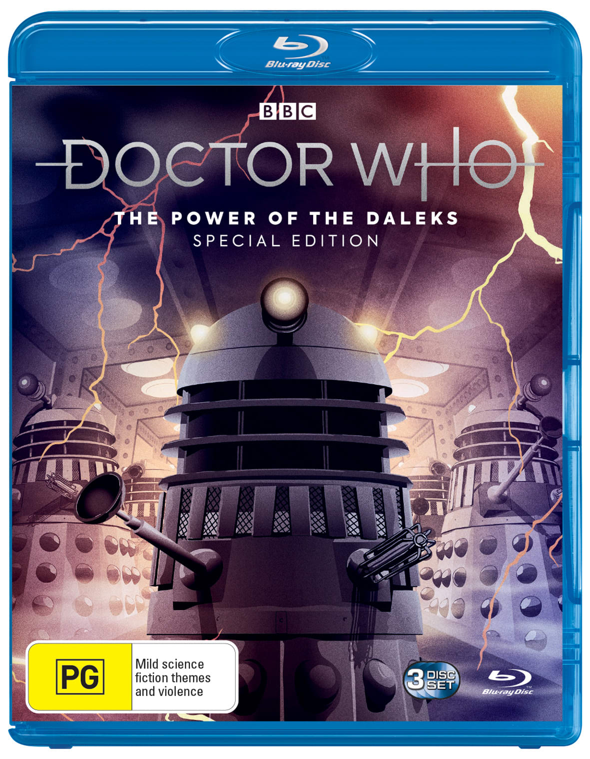 Doctor Who: The Power of the Daleks (Box Set) [Blu-ray]