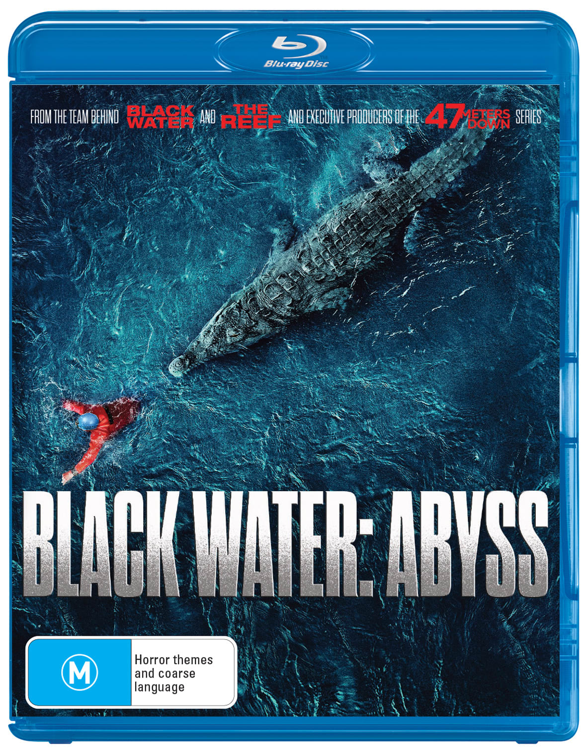 Black Water: Abyss [Blu-ray]