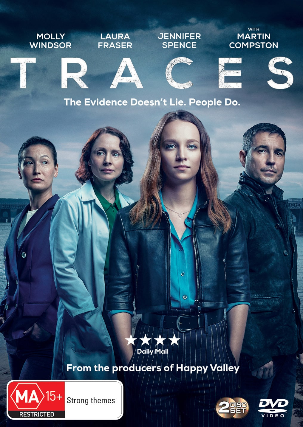 Traces [DVD]