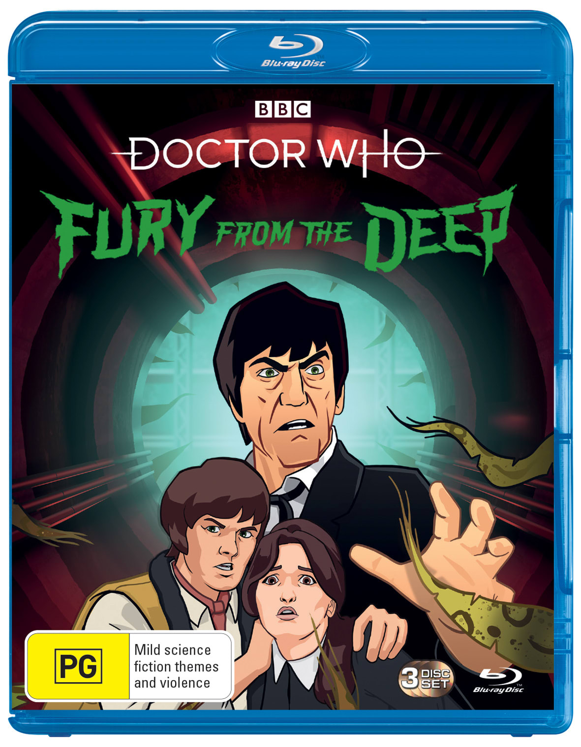 Doctor Who: Fury from the Deep [Blu-ray]