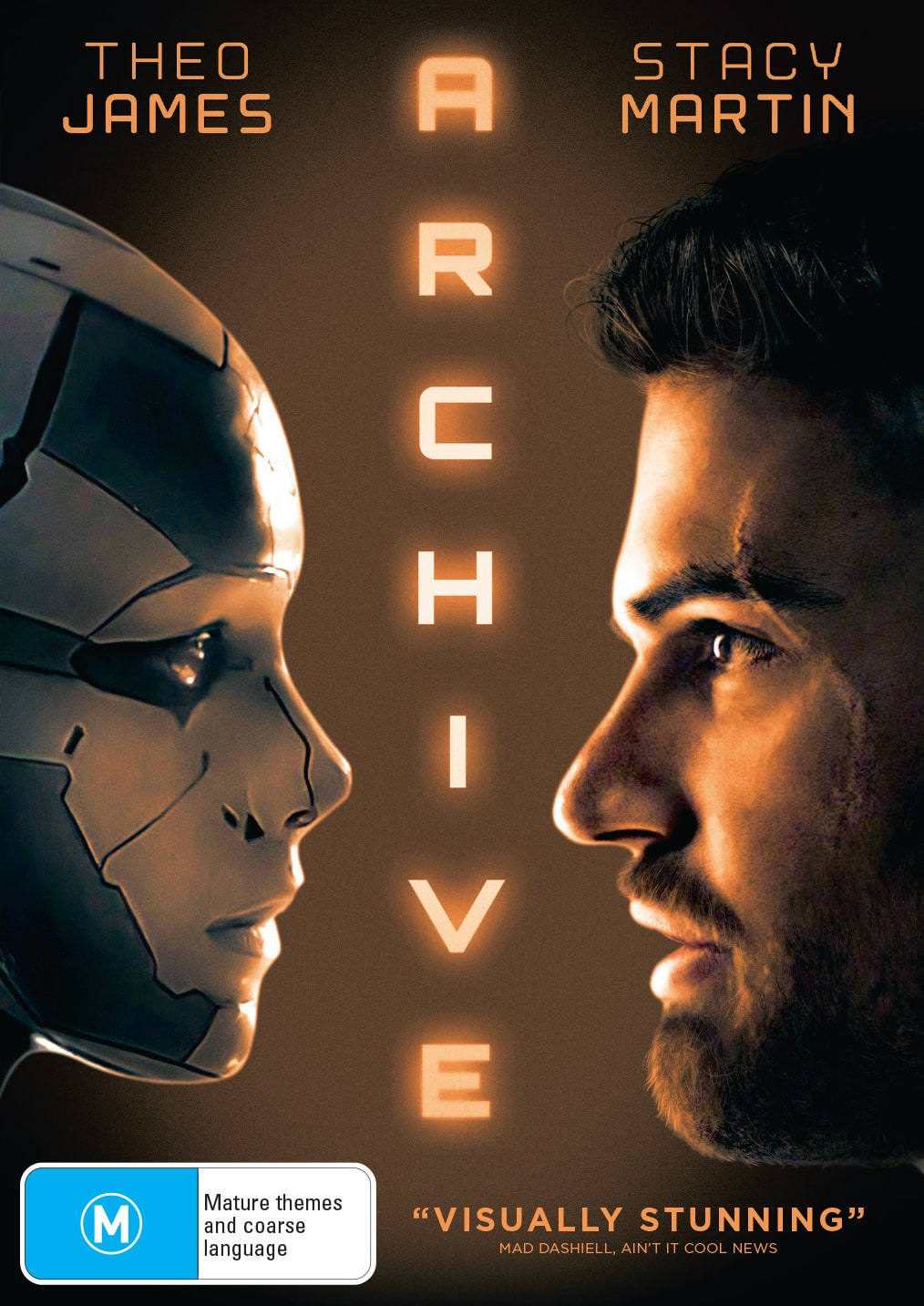 Archive [DVD]