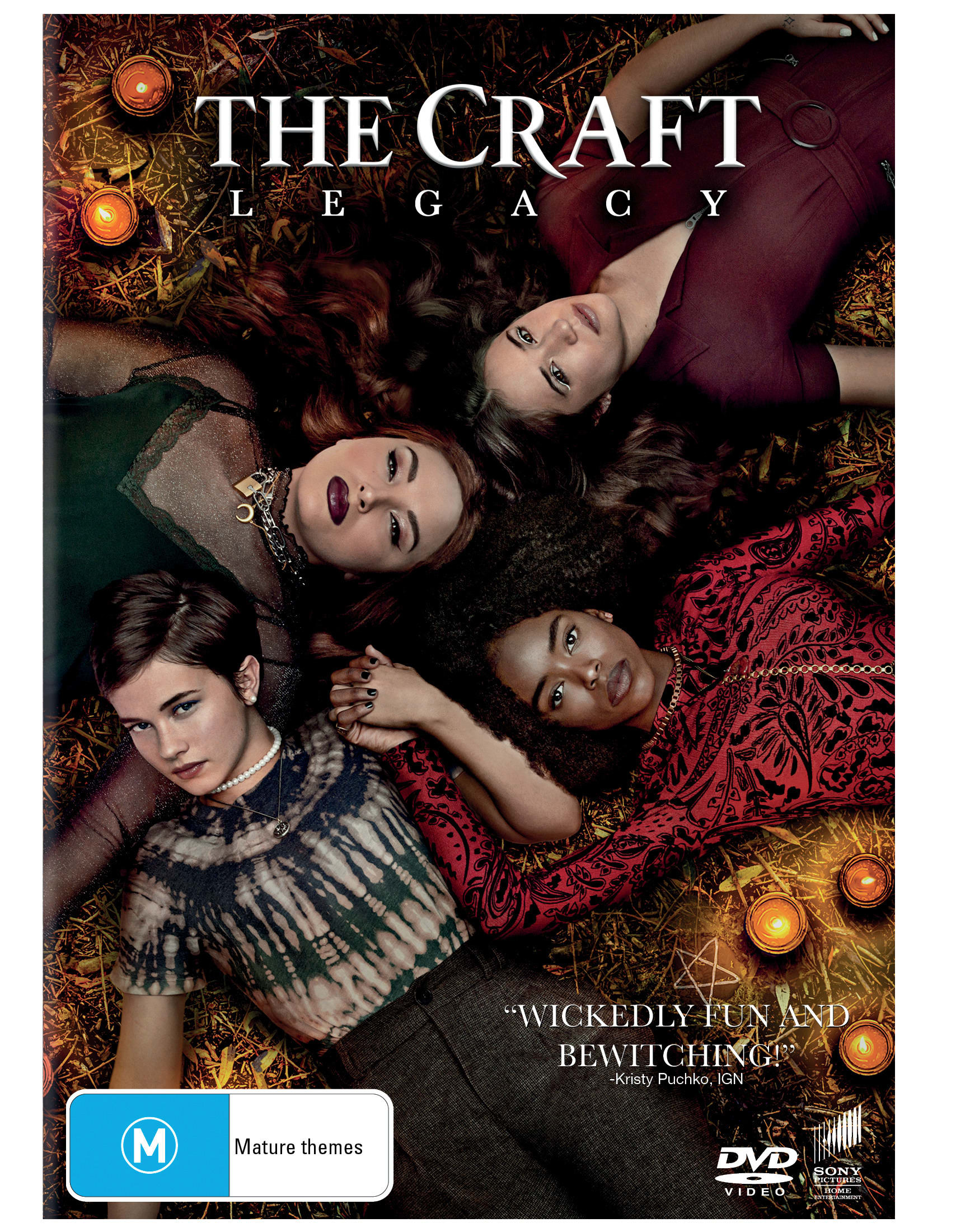The craft - Legacy [DVD]