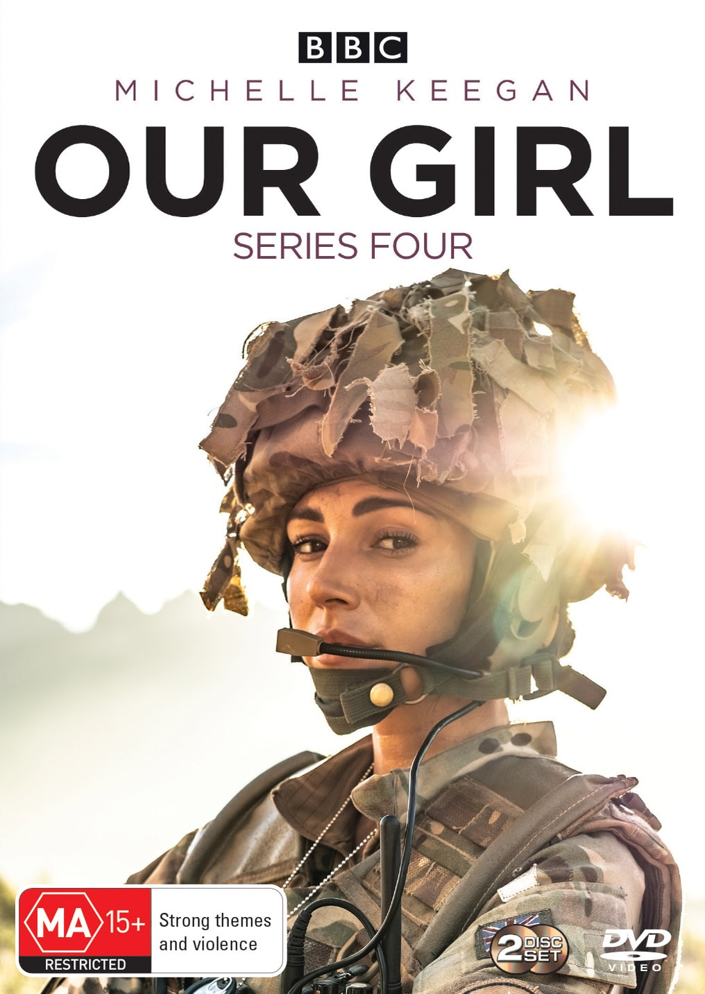 Our Girl: Complete Series Four [DVD]