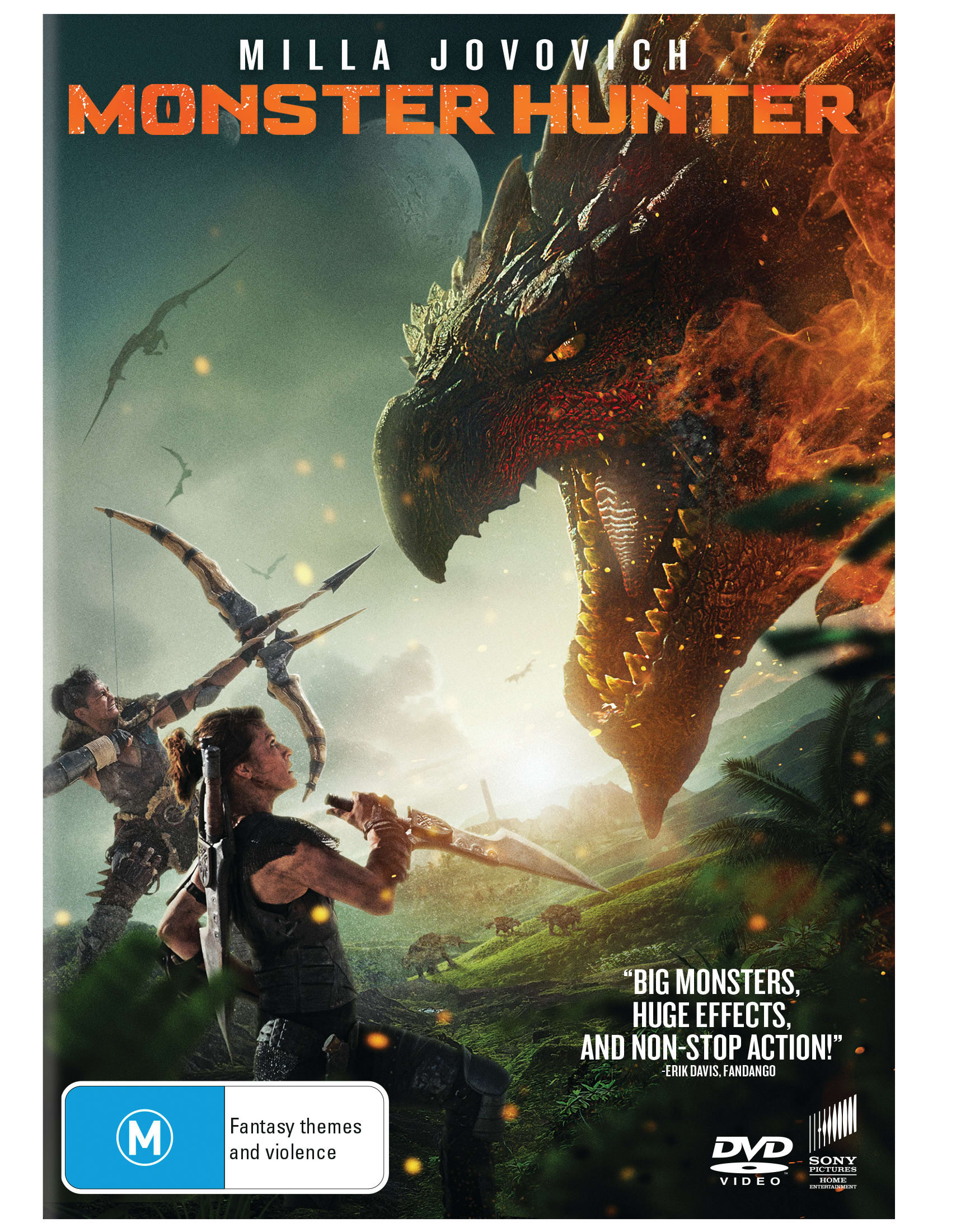 Monster Hunter [DVD]