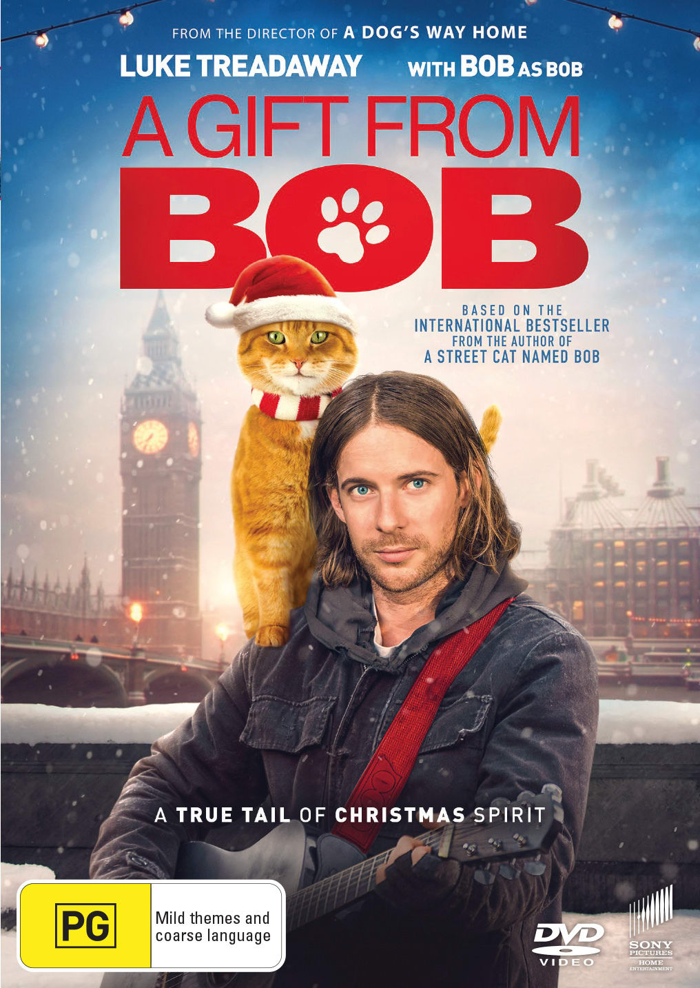 A Gift from Bob [DVD]