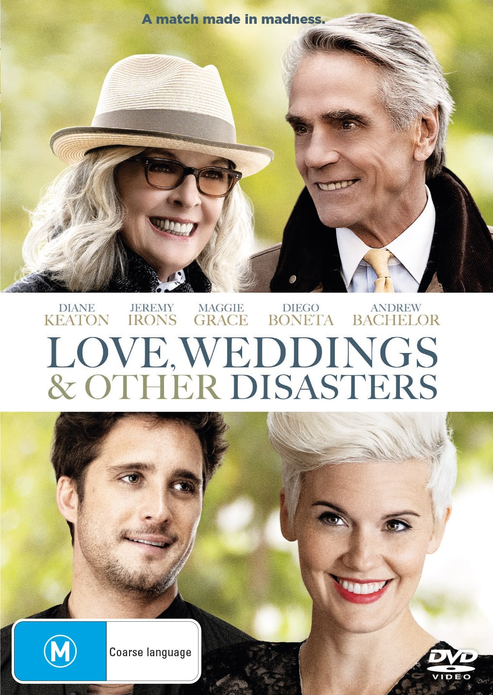 Love, Weddings and Other Disasters [DVD]