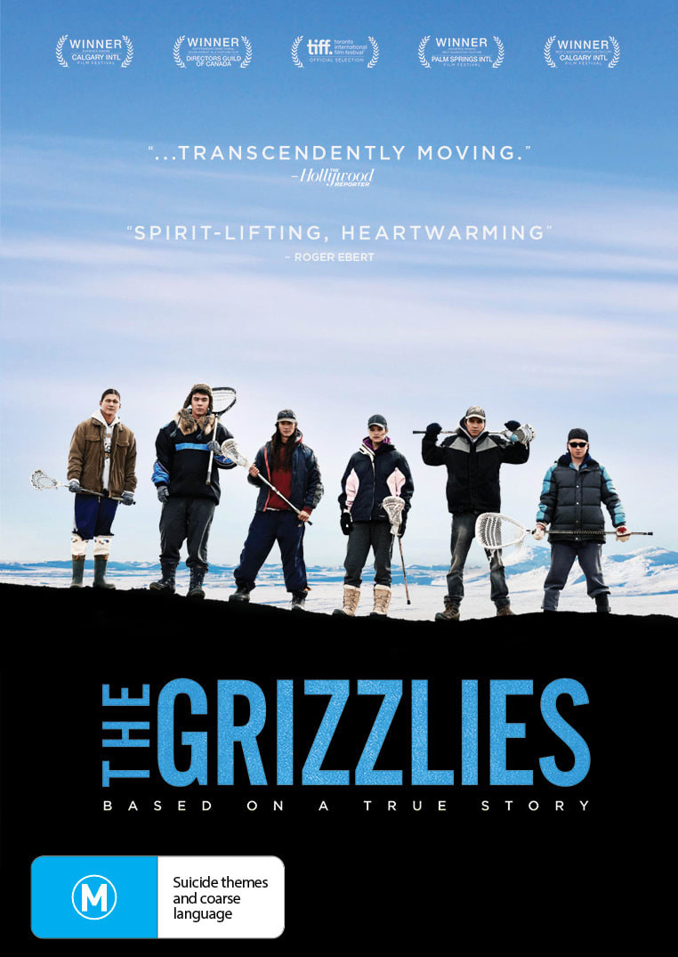 The Grizzlies [DVD]