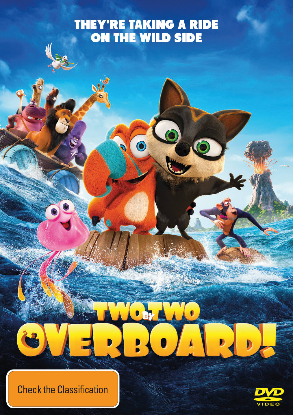 Two By Two: Overboard! [DVD]
