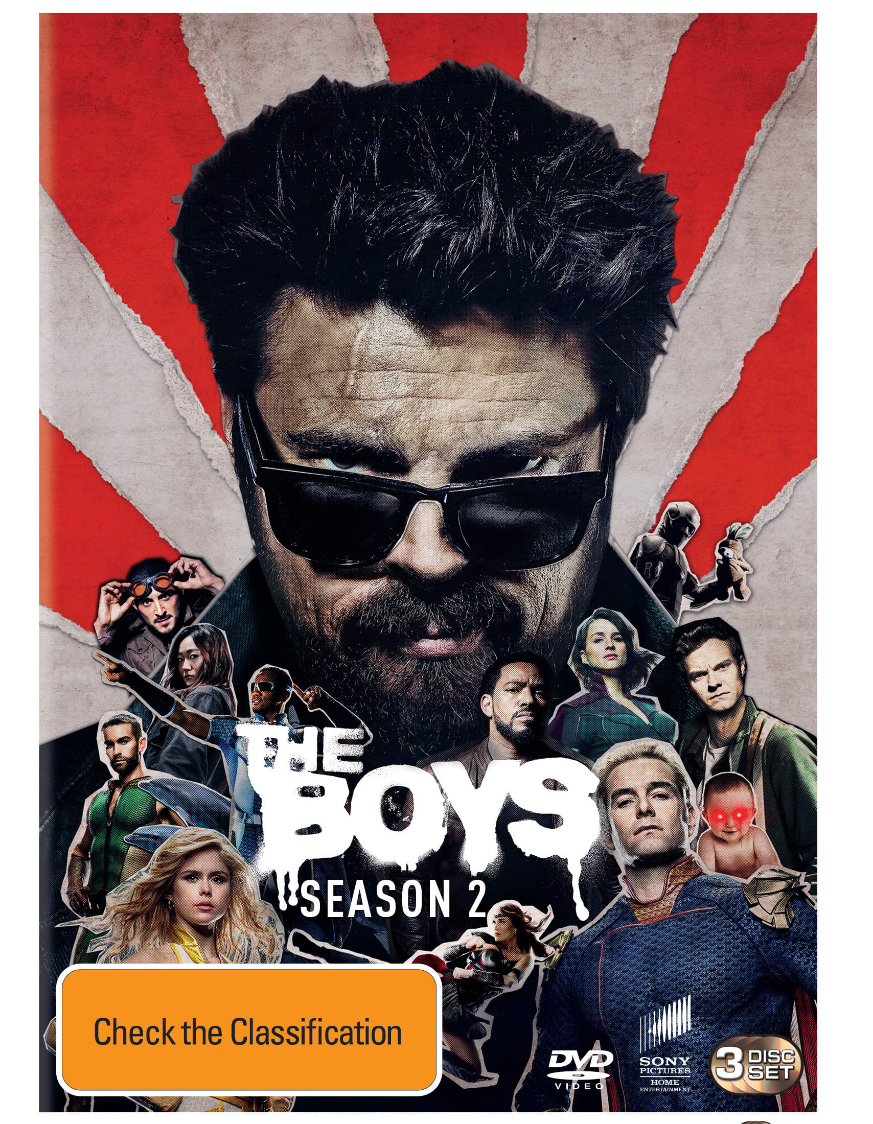 The Boys: Season 2 [DVD]