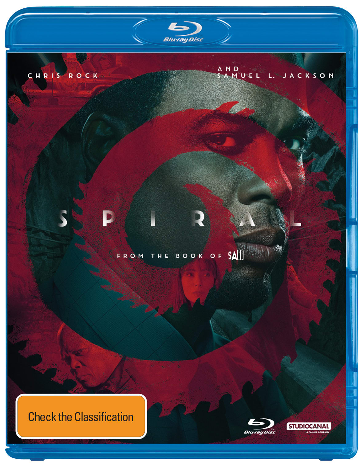 Spiral - From the Book of Saw [Blu-ray]